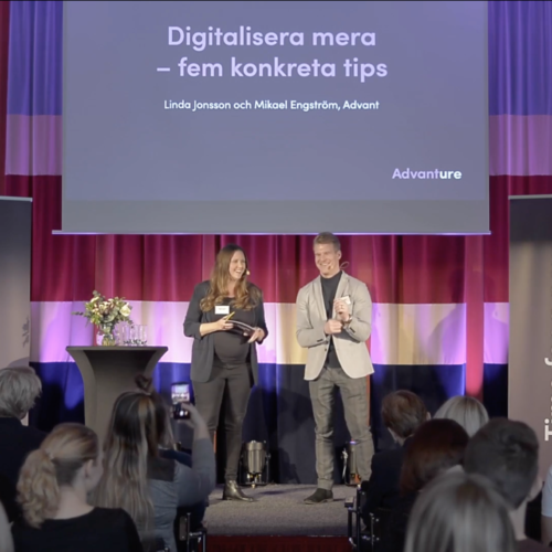 Digitalisera mera med konkreta tips
