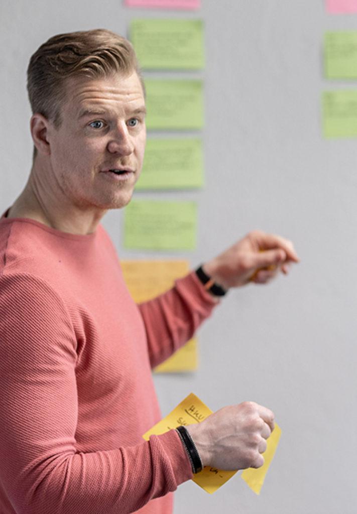 Prova på en innovationssprint för att lösa komplicerade problem eller testa nya idéer på bara fem dagar.